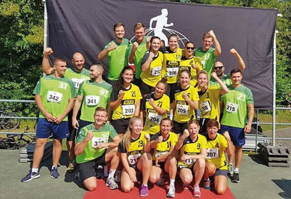 Crosslauf Wintersdorf - August 2019
